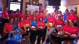 Anam Cara's Ladies Mini Marathon Participants