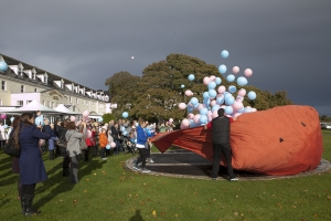 Anam Cara National Balloon Release. Picture by Shane O'Neill / Copyright Fennell Photography 2013.