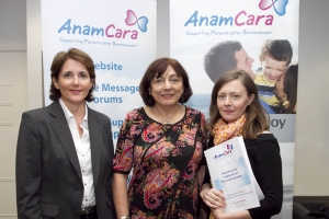 Anam Cara Guidelines for Employers of Bereaved Parents Launch November 2014