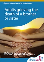 Adult Siblings Grieving the Death of a Brother or Sister-1