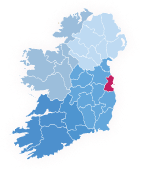 leinster-map